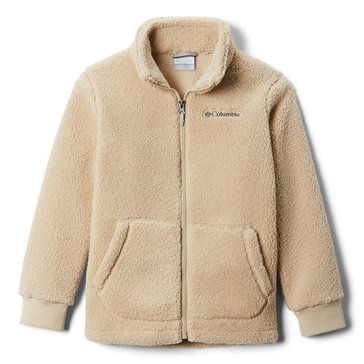 Columbia Toddler Boys' Rugged Ridge Sherpa II Full Zip