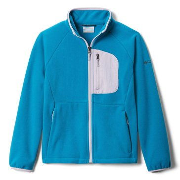Columbia Big Girls' Fast Trek™ III Full Zip Fleece