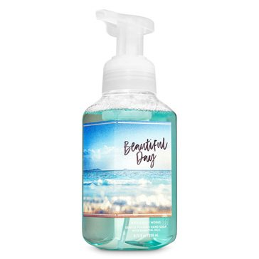 Bath and Body Works Wish You Were Here Foaming Soap - Beautiful Day