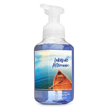Bath and Body Works Wish You Were Here Foaming Soap - Lakeside Afternoon