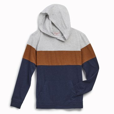 Liberty & Valor Big Boys Colorblock Pullover Hoodie