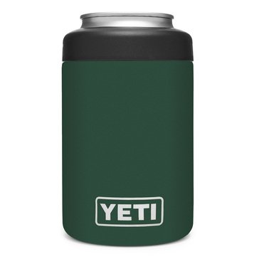 Yeti Rambler Colster Can Insulator Northwoods Green