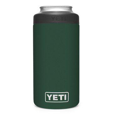 Yeti Rambler Colster Tall Can Insulator Northwoods Green