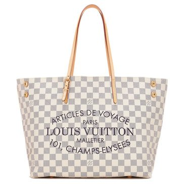 Louis Vuitton Damier Azur Cabas Pm