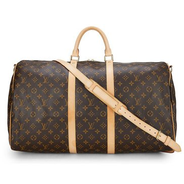 Louis Vuitton Monogram Keepall Bando 55