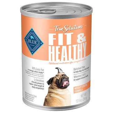Blue Buffalo True Solutions Fit and Healthy Weight Control Adult Wet Dog Food