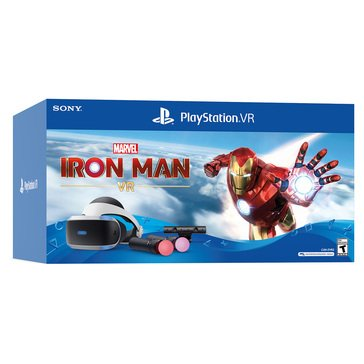 PSVR Marvel's Iron Man VR Bundle