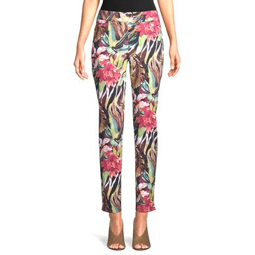 Chicos Women's Floral Pants