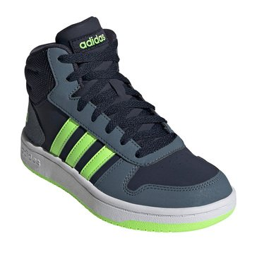 Adidas Little Boys' Hoops Mid Basketball Shoe