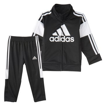 adidas Little Boys' Bold Pack Jacket Set