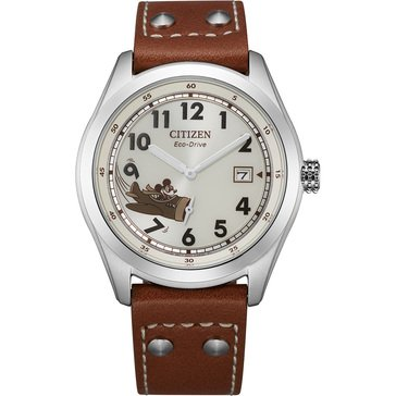 Citizen Disney Men's Mickey Aviator Watch