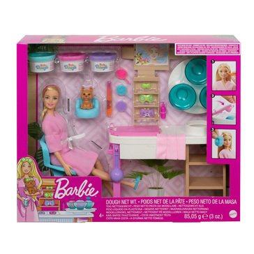 Barbie Spa Day Face Mask Playset Blonde Hair