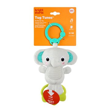 Bright Starts Tug Tunes On The Go Toy