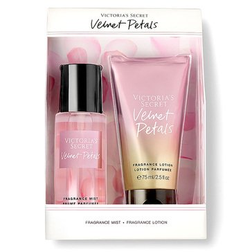 Victoria Secret Bath Velvet Petals 2pc Gift Set