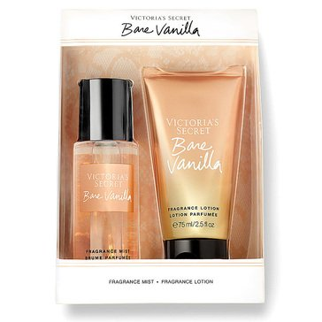 Victoria Secret Bath Bare Vanilla 2pc Gift Set