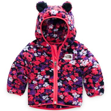 The North Face Baby Girls' Wildflower Print Campshire Bear Jacket