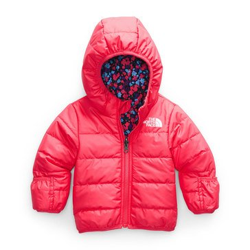 The North Face Baby Girl Reversible Perrito Jacket