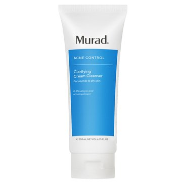 Murad Clarifying Cream Cleanser 6.75oz