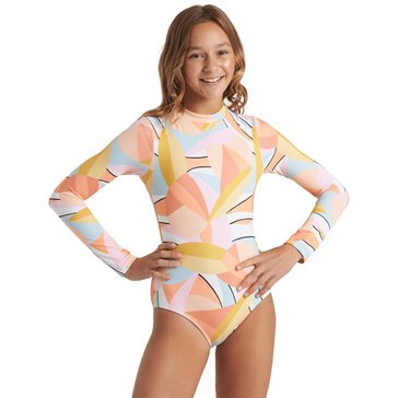 Billabong Little Girls' Warm Days Bodysuit
