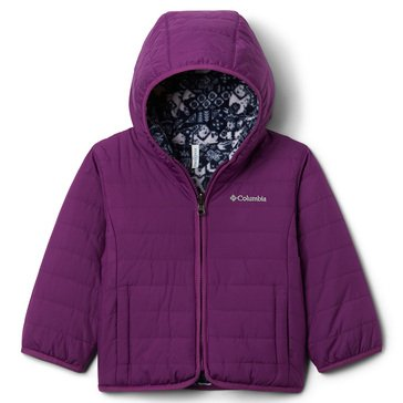 Columbia Toddler Girls' Double Trouble Midweight Jacket