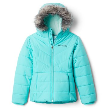 Columbia Little Girls' Katelyn Crest Heavy Weight Jacket