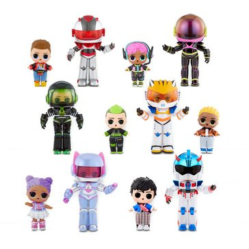 L.O.L. Surprise Boys Arcade Heroes Assorted in PDQ