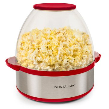 Nostalgia Stir Pop Popcorn Maker