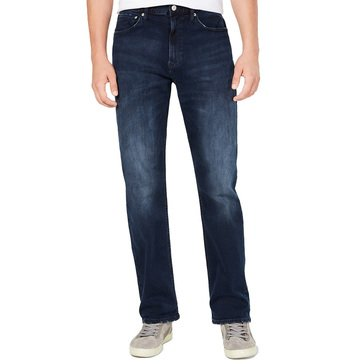 Calvin Klein Men's Straight Boston Jeans