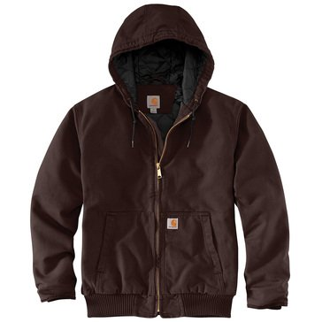 Carhartt Men's Washed Duck Insulated Active Jacket