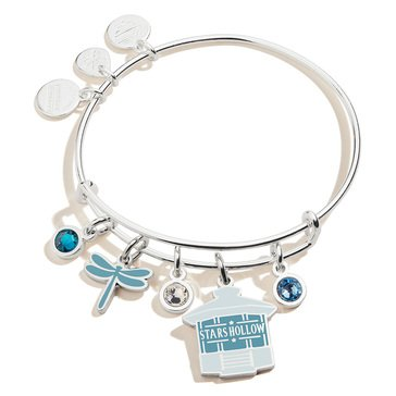 Alex and Ani Gilmore Girls Stars Hollow Multi Charm Bracelet