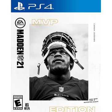 PS4 Madden NFL 21 MVP Edition