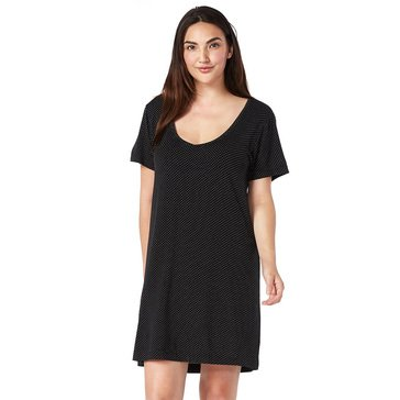Yarn & Sea Soft Stretch V-Neck Sleepshirt