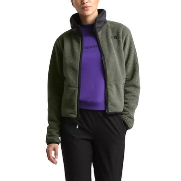 The North Face Women's Dunraven Sherpa Crop