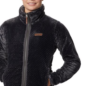 Columbia Women's Fire Side II Sherpa Full Zip (Plus Size)