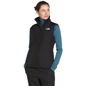The North Face Womens Mossbud Insulated Reversible Vest