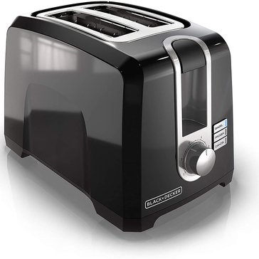 Black & Decker Extra Wide 2-Slice Toaster