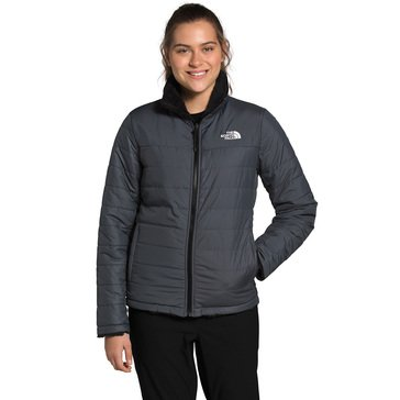 The North Face Womens Mossbud Insulated Reversible Jacket