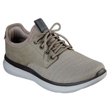 Skechers USA Men's Delson 2.0 Welso Mesh Sneaker