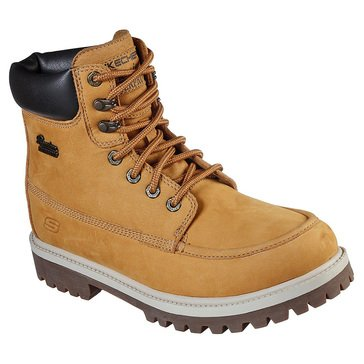 Skechers USA Men's Sergants Range Top Water Proof Boot