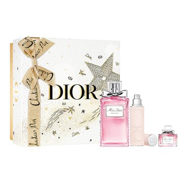 Dior Miss Dior EDT 3.4oz 3pc Set