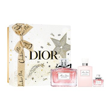 Dior Miss Dior Eau de Parfum 3.4oz 3pc Set
