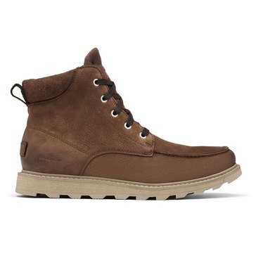 Sorel Men's Madson II Moc Toe Waterproof Casual Boot