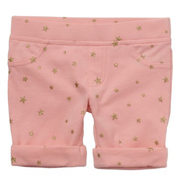 Wanderling Baby Girl Bermuda Short