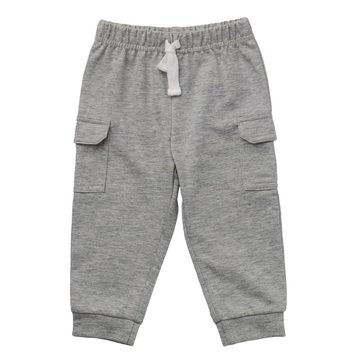 Wanderling Baby Boy French Terry Terry Knit Jogger Pant