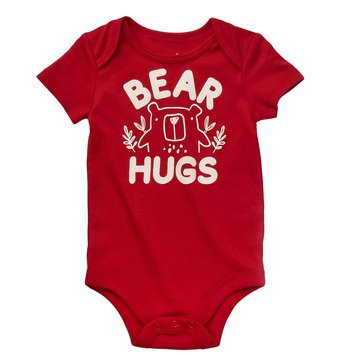 Wanderling Baby Boy Short Sleeve Bodysuit
