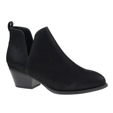 CL by Laundry Women's Cherish Double V Side Bootie