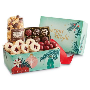 Harry & David Holiday Sweet Treats 17oz Gift Box