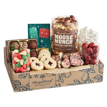Harry & David Christmas 44oz Gift Box
