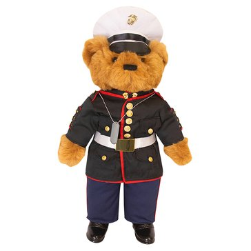 Vannguard 10Marine Dress Blues Bear