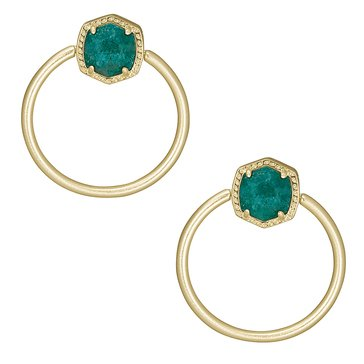 Kendra Scott Davie Open Frame Earring
